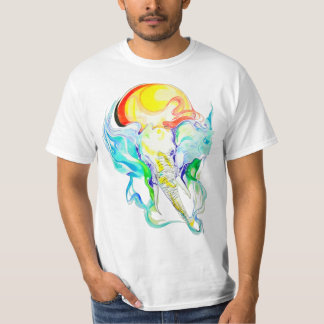 olifants zonneschijn t shirt