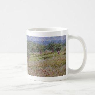 Olijfbomen Koffiemok