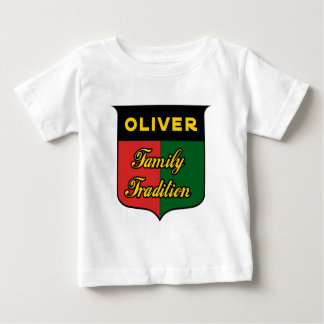 oliver_family_tradition baby t shirts