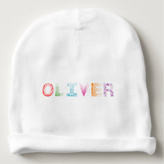 Oliver Letter Name Baby Mutsje