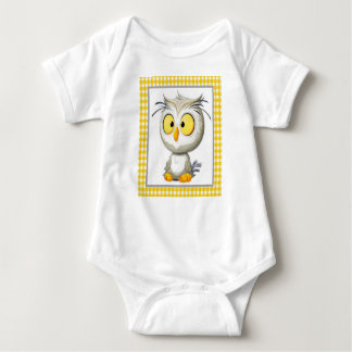 Oliver Owl Baby Outfit Body Kostuum Romper