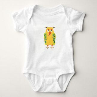 Oliver the Owl Romper