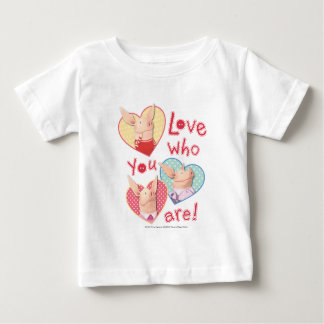 Olivia - Who van de Liefde u is Baby T Shirts
