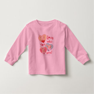Olivia - Who van de Liefde u is Kinder Shirts