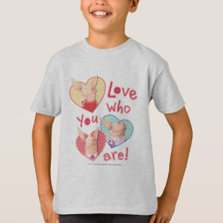Olivia - Who van de Liefde u is T Shirt