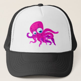Olly de Octopus Trucker Pet