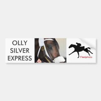 Ollysilverexpress Bumpersticker