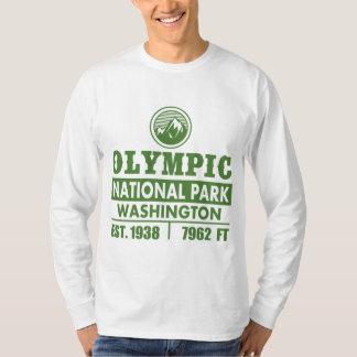 OLYMPISCH NATIONAAL PARK WASHINGTON T SHIRT
