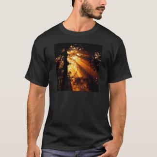 Olympische de Zonnestralen van de Mysticus van T Shirt
