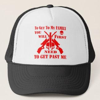 Om aan Mijn Familie te krijgen moet u eerst Trucker Pet