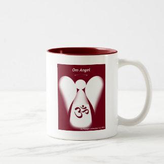 Om Engel Tweekleurige Koffiemok