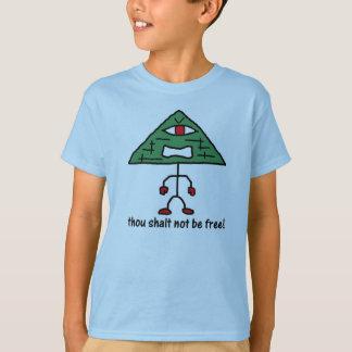 Om geen Vrije T-shirts te zijn