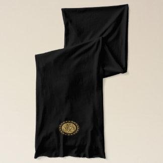 Om Gouden Zwarte Sjaal Sjaal