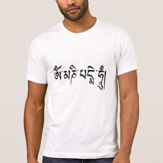 Om Mani Padme Gezoem T Shirt