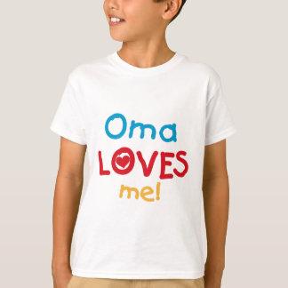 Oma houdt van me T-shirts en Giften