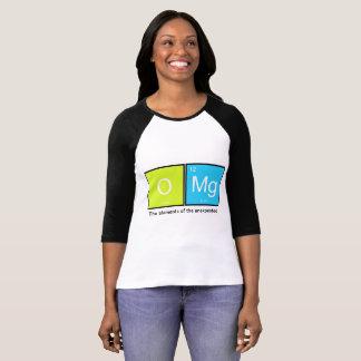 OMg! De elementen van onverwacht - Overhemd T Shirt