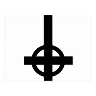 Omgekeerd Kruis Briefkaart