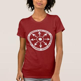 """Omhels de Chaos "" T Shirt"