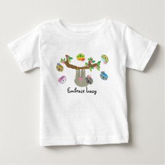 Omhels Lui - het Casual Overhemd van het Baby Baby T Shirts