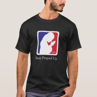 Omhoog Gebeden verblijf T Shirt