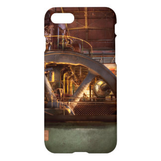 Omhoog Gepompte Steampunk - iPhone 8/7 Hoesje