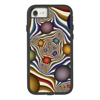 Omhoog vliegend, Kleurrijk, Modern, Abstract Case-Mate Tough Extreme iPhone 8/7 Hoesje
