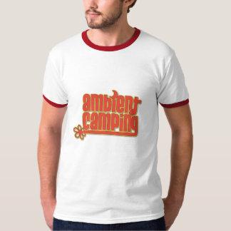 Omringend het Kamperen Logo T Shirt