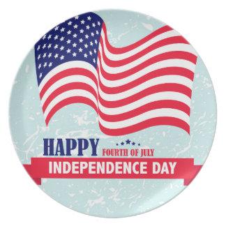 Onafhankelijkheid-dag Bord