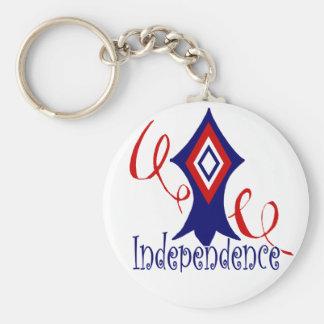 onafhankelijkheids spreuk sleutel hangers
