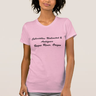 Onbeperkte Collectibles & AntiquesRogue Rivier, O… T Shirt