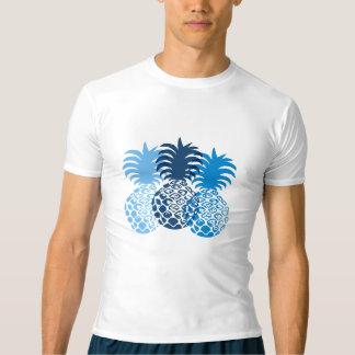 Onbesuisde Wacht van de Ananas van Momona de T Shirts