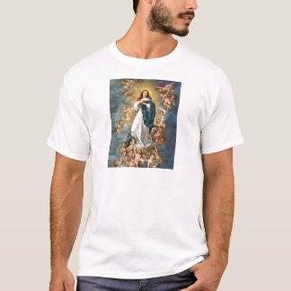 Onbevlekte Ontvangenis van Mary T Shirt