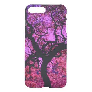 Onder de Boom in Roze en Paars iPhone 8/7 Plus Hoesje