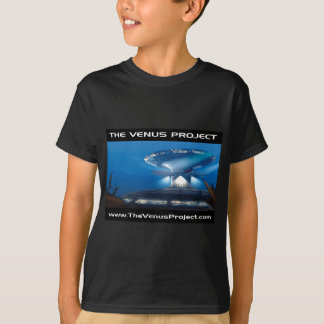 Onder de Stad van het Zee T Shirt