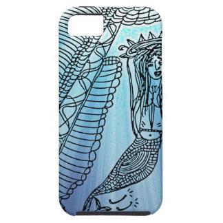 Onder het zee tough iPhone 5 hoesje