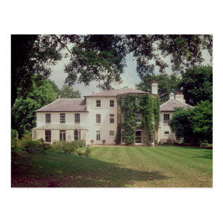 Onderaan Huis, het huis van Charles Darwin Briefkaart