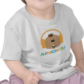 Ondergeschikt DJ - Bruin Baby - de T-shirt van de