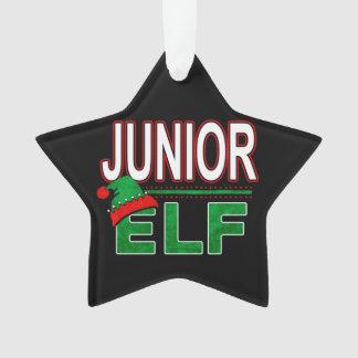 Ondergeschikt Elf | Familie | van de Vakantie van Ornament