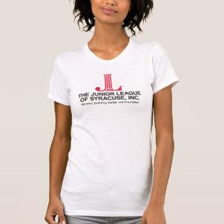Ondergeschikte Liga van de T-shirt van Syracuse