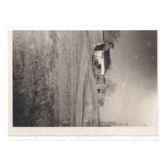Ondernemingen op het Briefkaart van de Straat van  Wenskaarten