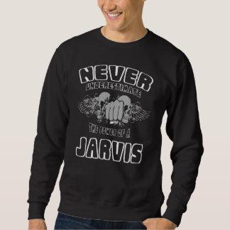 Onderschat nooit de Macht van een JARVIS Trui