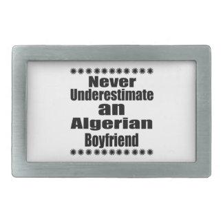 Onderschat nooit een Algerijnse Vriend Gespen
