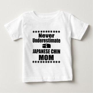 Onderschat nooit het JAPANSE Mamma van de KIN Baby T Shirts