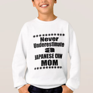 Onderschat nooit het JAPANSE Mamma van de KIN Trui
