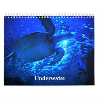 Onderwater Kalender