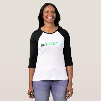 Onderwerp 15 W T Shirt