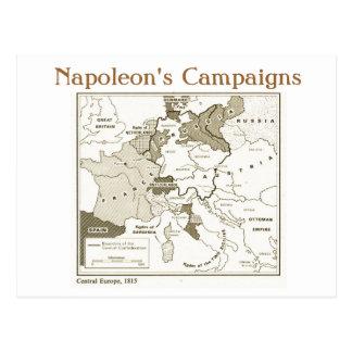 Onderwijs, Geschiedenis, Napoleon, Midden-Europa Briefkaart