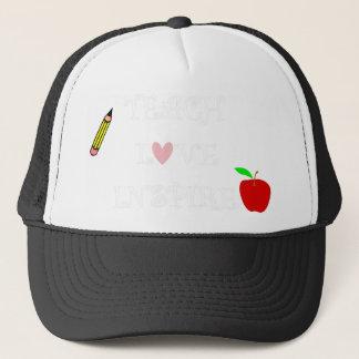 onderwijs liefde inspire2 trucker pet