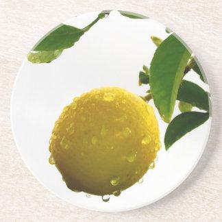 Onderzetter - Natte citroen