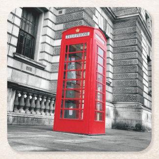 Onderzetter van de Doos van de Telefoon van Londen